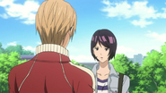 Ponowne spotkanie Takagiego i Iwase