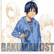 Okładka Bakuman OST 2