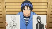 Bohaterowie Reversi (Anime)