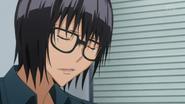 Kosugi płacze