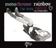 Okładka Monochrome Rainbow