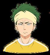 Kotaro Watari Face