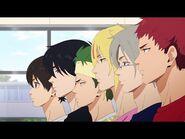 オリジナルTVアニメ『バクテン!!』第2弾CM