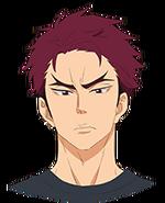 Toru Takase Face