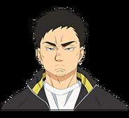 Shuuji Mabuchi Face
