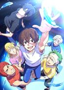 Bakuten Anime Key Visual 2