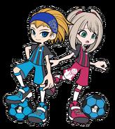 BW 2D art Soccer