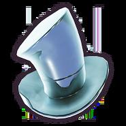 BB Hat Silver