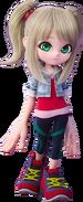 BW 3D Emma