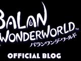 Balan Wonderworld Official Blog