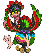 BW art 2D Cuckoo