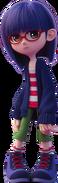 BW art 3D Yuri