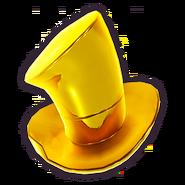 BB Hat Gold