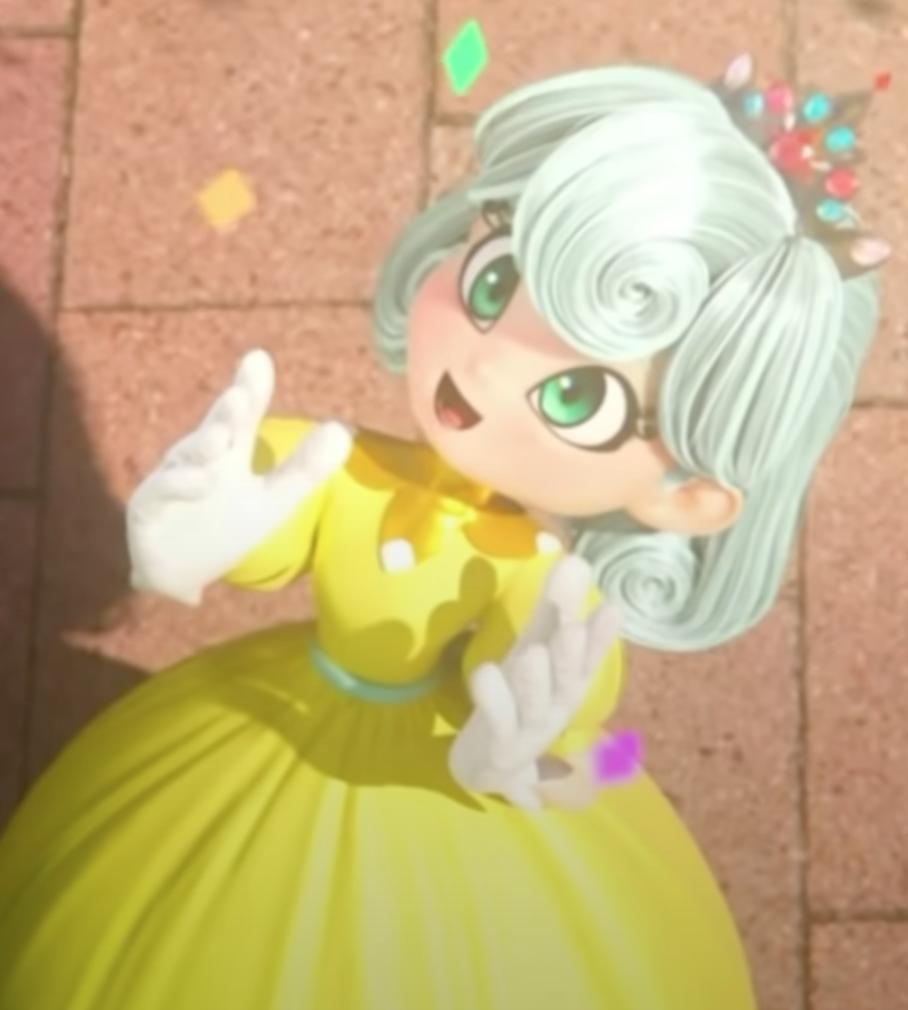 Adult (As Princess Merry)