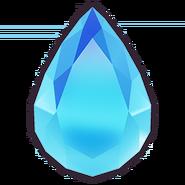 Cyan Drop