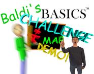 Baldi's Basics - Challenges Demo Cover