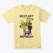 Restart, Refresh Premium Tee