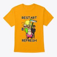 Restart, Refresh Classic Tee
