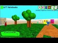 Baldi Basics The Hyper School Gameplay (Baldi Basics 1.4