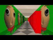 Baldi's Basics Plus Trailer + teasers analysis