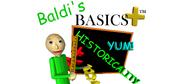 Baldi's Basics Plus Banner