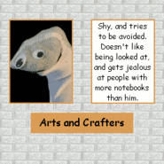 Crafters Poster