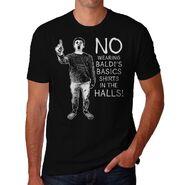 No Wearing Baldi Mens T-Shirt old