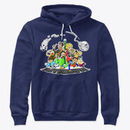 Sweepin' Time Pullover Hoodie