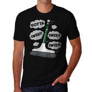 Gotta Sweep Sweep Sweep Mens T-Shirt old