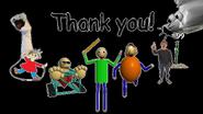 Thank You! (Black background)