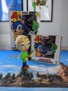 Baldi figure and Sonic's Schoolhouse