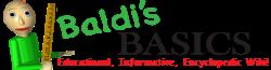 Baldi's Basics Wiki