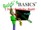 Baldi's Basics Birthday Bash