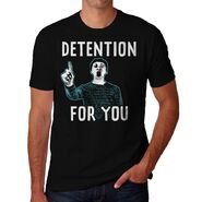 Detention For You Mens T-Shirt old
