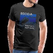 BSODA Mens T-Shirt
