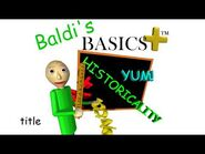 Baldi's Basics Plus Unused-Used Midi Files