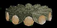 Campfire log