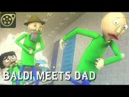-SFM- Baldi Meets Father (Original Fun Animation)