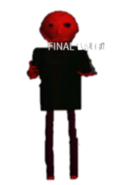 FINAL BALDI No Ruler