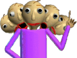 Five-Headed Baldi