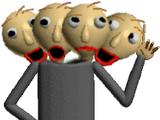 Four-Headed Baldi
