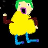 Yellow Bully