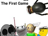 Baldi's Basics The First Game