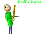 Baldi's Basics In Education and Learning (Remastered Blueman/Purplefoxyedition)