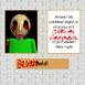 Bloody Baldi Poster