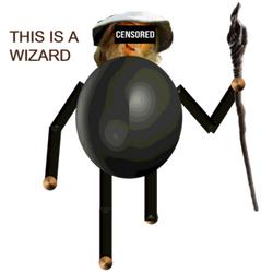 It's a Wizard