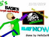 Baldi's Basics Full Game Demo RP