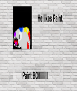Oldpaintboiposter