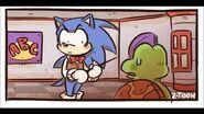 Why Sonic is Not a Teacher (Comic Dub)