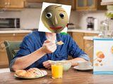 Baldi Eats His Cereal
